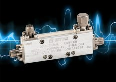 Press Release – New, Compact Directional Coupler for Thermal Vacuum Applications Over the Frequency Range of 2.0 to 8.6 GHz