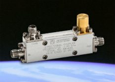 Press Release - New Directional Coupler for Space Applications Over the Frequency Range of 1.0 to 40.0 GHz