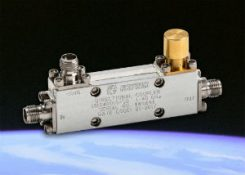 Press Release – New Directional Coupler for Space Applications Over the Frequency Range of 1.0 to 40.0 GHz
